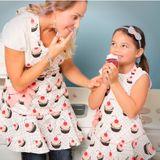Stylová zástěra dámská Cupcake Jessie Steele