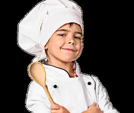 Kkuchařská čepice na objednávku
